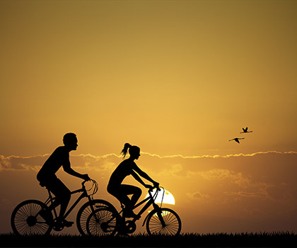 bike-trails-near-Collemarino - Senigallia - Santangelo - Montemarciano