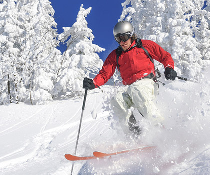 skiing-trails-near-Big White Ski Resort