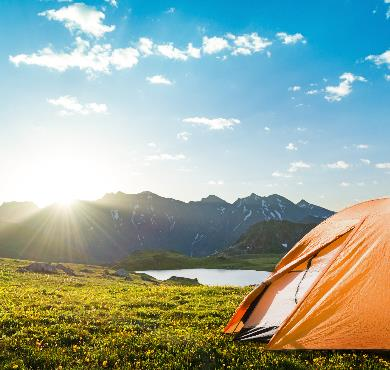 Camping in a Tent or a Motor Home:  What is Best?