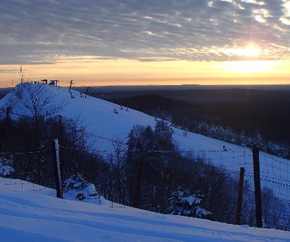 skiing-trails-near-Otsego Club