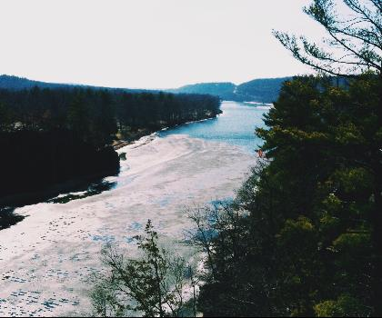 hiking-trails-near-St. Croix River: Gordon Dam to Wisconsin Highway 35