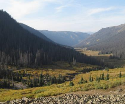 hiking-trails-near-The Colorado Trail: San Luis Pass to Spring Creek Pass
