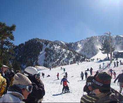 skiing-trails-near- Mt Baldy Ski