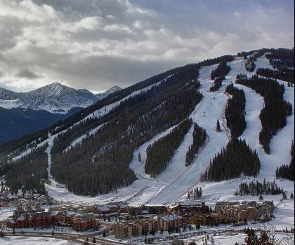 skiing-trails-near-Copper Mountain Resort