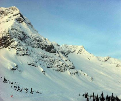 skiing-trails-near-Fernie Alpine Resort
