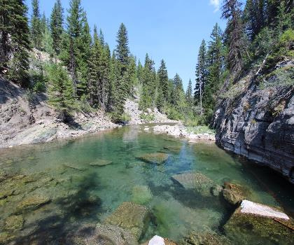 hiking-trails-near-Bob Marshall Wilderness Fly-Fishing (Montana)