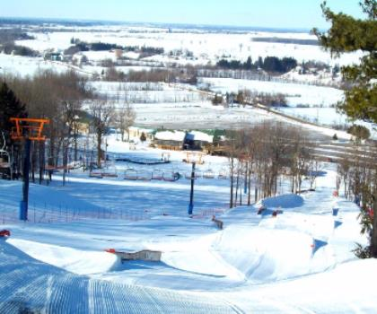 skiing-trails-near-Mont Rigaud