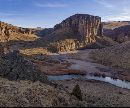 hiking-trails-Canada-Ontario, Lake Owyhee, Vale Loop