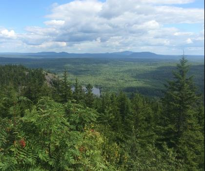 hiking-trails-USA-Penobscot Mountain, Maine