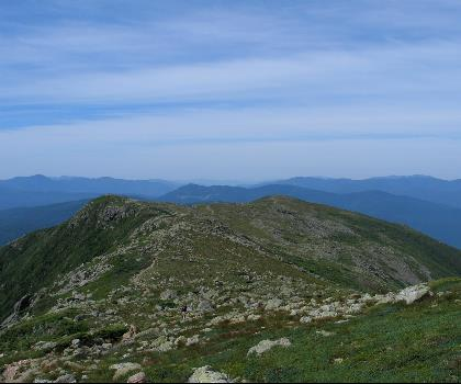 hiking-trails-near-Mount Monroe, New Hampshire