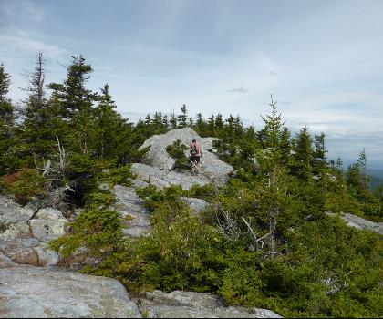 hiking-trails-near-Mount Cube, New Hampshire