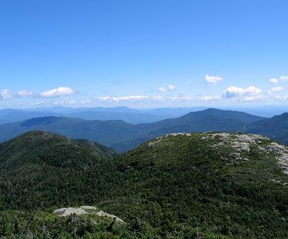 hiking-trails-near-Mt Mansfield Skirting - Frost/Maple Ridge/LT/Nebraska Notch Trail