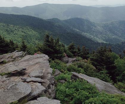 hiking-trails-near-Mount Craig, North Carolina