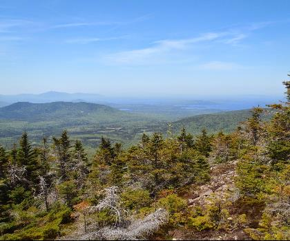 hiking-trails-USA-Baker Mountain, Maine