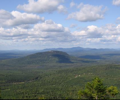 hiking-trails-USA-Big Moose Mountain, Maine