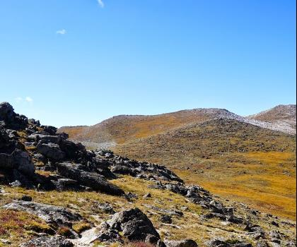 hiking-trails-near-Mount Evans, Colorado
