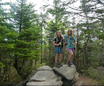 hiking-trails-near-North Tripyramid, New Hampshire