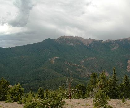 hiking-trails-near-Baldy Mountain, Colorado