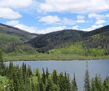 hiking-trails-near-Mount Farwell, Colorado