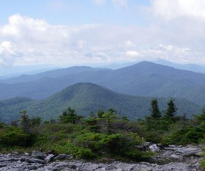hiking-trails-USA-Mount Mansfield-The Forehead, Vermont