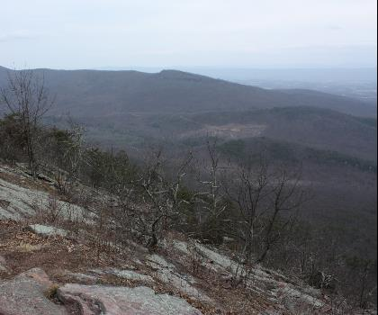 hiking-trails-near-Hogback Mountain, Virginia