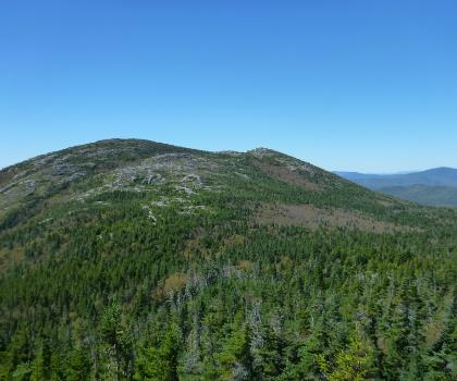 hiking-trails-USA-Little Jackson Mountain, Maine