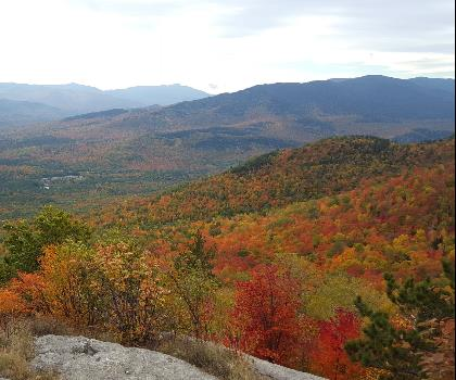 hiking-trails-USA-Little Whiteface Mountain, New York