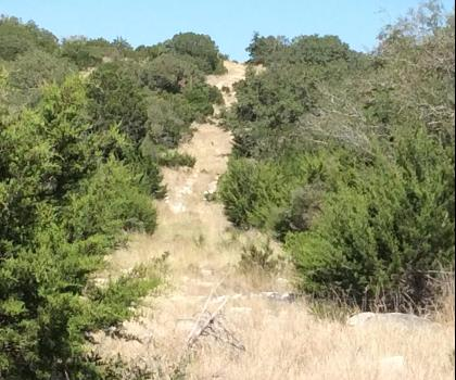 hiking-trails-near-Edwards County High Point, Texas