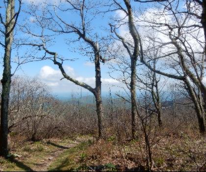 hiking-trails-near-Bearfence Mountain, Virginia