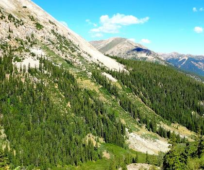 hiking-trails-near-La Plata Peak, Colorado