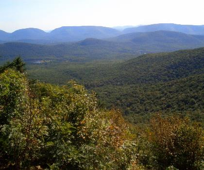 hiking-trails-USA-Thomas Cole Mountain, New York