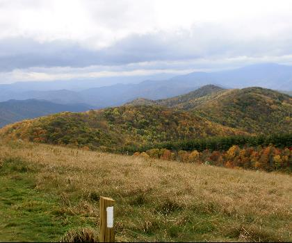 hiking-trails-near-Candler Mountain-North Summit, Virginia