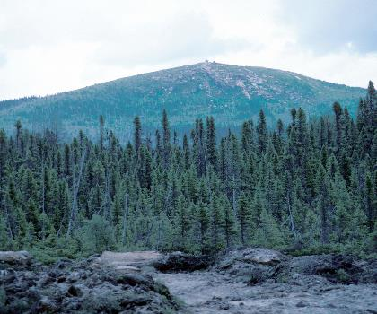 hiking-trails-near-Big Bald Mountain, New Brunswick
