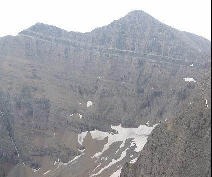 hiking-trails-near-Mount Siyeh, Glacier National Park (Montana)
