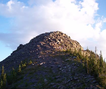 outdoor-climbing-trails-near-Lincoln Peak, Montana