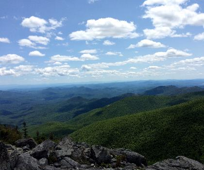 Hough Peak, New York photo