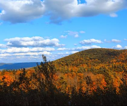 Harvey Mountain, Massachusetts_New York photo