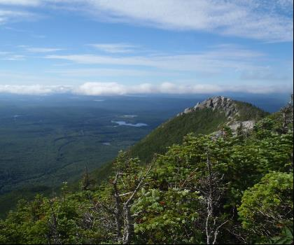 Doubletop Mountain, New York photo